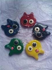 Handmade jewellery,  accessories and gifts: www.wilsons-wonders.co.uk