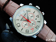 MONTBLANC MEISTERSTUCK STAR QUARTZ CHRONO WATCH