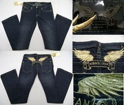 new with tags robin's garbot womens robins jeans variou