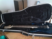 greyson guitar and  case