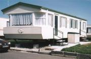 6 Berth Mobile Home for Hire in (BLACKPOOL) - Mar-Nov