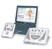 Cardiograph,  doppler,  encephalograph,  miograph,  rheograph,  Chester