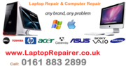 Laptop Repair in Chester,  UK. High Quality Low Cost
