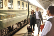 Take a journey with Belmond British Pullman and experience the real ta