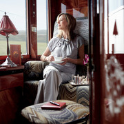 Great way to celebrate your special occasion with vintage train