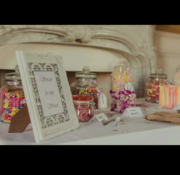 Sweets buffet hire