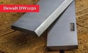 online Order Dewalt DW 1150 Planer blades knives DE 7333 - 1 Pair
