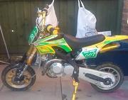 50 cc Childs motorbike